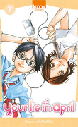 Your lie in april, tome 7