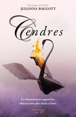 Couverture du livre : Cendres