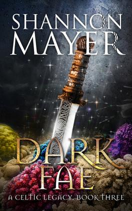 Couverture du livre : A Celtic Legacy, Tome 3 : Dark Fae