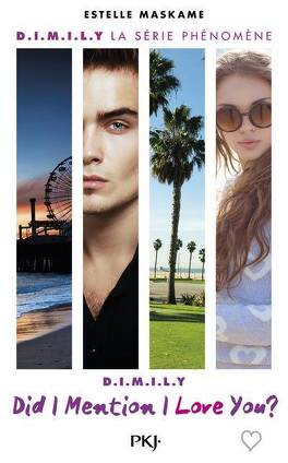 Couverture du livre : D.I.M.I.L.Y, Tome 1 : Did I Mention I Love You?