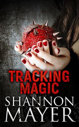 Couverture du livre : Rylee Adamson, Tome 0.25 : Tracking Magic