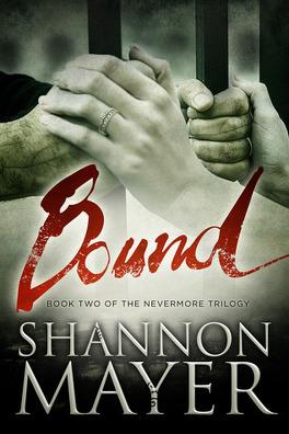 Couverture du livre : The Nevermore Trilogy, Tome 2 : Bound