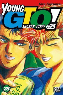 Couverture du livre : Young GTO, tome 28