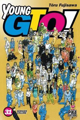 Couverture du livre : Young GTO, tome 31