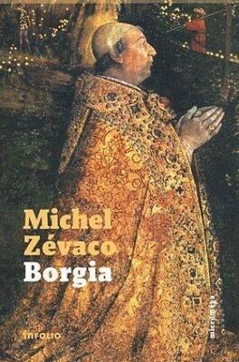 Couverture du livre : Borgia