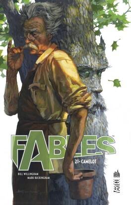 Couverture du livre : Fables, tome 21 : Camelot