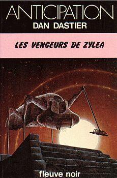 Couverture du livre : FNA -839- Les Vengeurs de Zylea