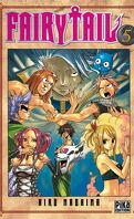Fairy Tail, Tome 5