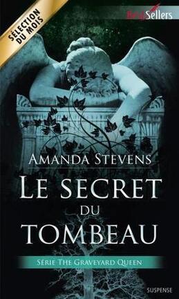 Couverture du livre : The Graveyard Queen, Tome 1 : Le Secret du tombeau