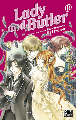 Couverture de Lady and Butler, tome 19