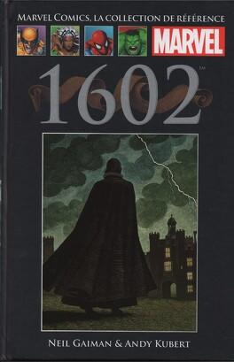 Couverture du livre : Marvel 1602
