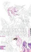La Rose de Versailles, Lady Oscar : Coloriages - Livre 2 : Niveau avancé