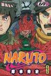 couverture Naruto, Tome 69 : Le Renouveau d'un printemps écarlate
