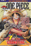 couverture One Piece : The Seventh Log