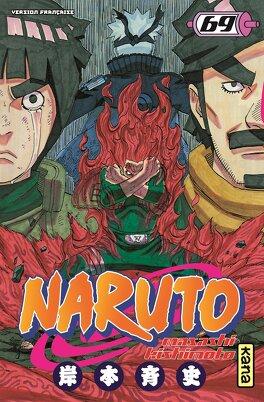 Couverture du livre : Naruto, Tome 69 : Le Renouveau d'un printemps écarlate
