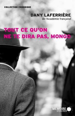 Couverture du livre : Tout ce qu'on ne te dira pas, Mongo