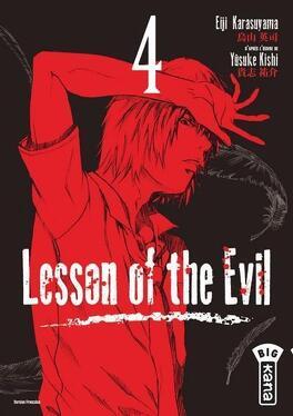 Couverture du livre : Lesson of the Evil, Tome 4
