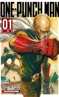 One-Punch Man, Tome 1