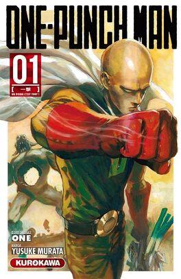 Couverture du livre : One-Punch Man, Tome 1