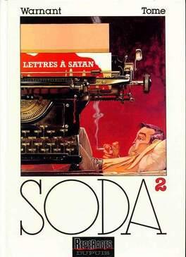 Couverture du livre : Soda, Tome 2 : Lettres à Satan
