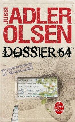 Couverture du livre : Dossier 64