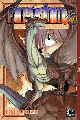 Couverture du livre : Fairy Tail, Tome 49