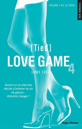 Couverture du livre : Love Game, Tome 4 : Tied