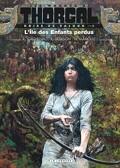 Les Mondes de Thorgal - Kriss de Valnor, tome 6 : L'Île des enfants perdus