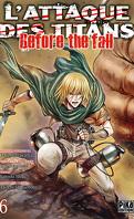 L'attaque des Titans - Before The Fall, tome 6