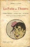 La folie au théâtre