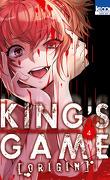 King's Game Origin, Tome 4