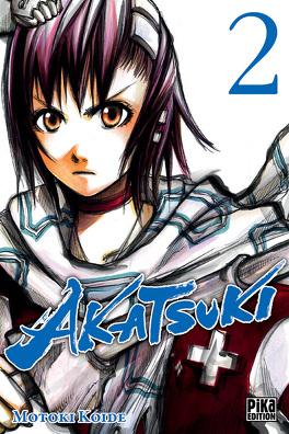 Couverture du livre : Akatsuki, tome 2