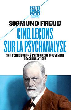 Couverture du livre : Cinq leçons sur la psychanalyse