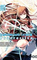 Sword Art Online - Progressive, tome 3