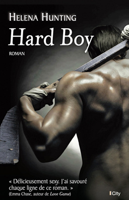 Couverture du livre : Pucked, Tome 1 : Hard Boy