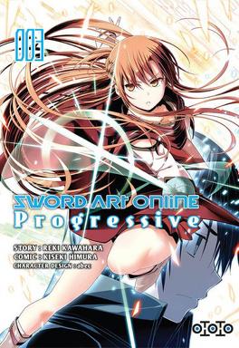 Couverture du livre : Sword Art Online - Progressive, tome 3