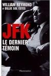 couverture JFK, le dernier témoin