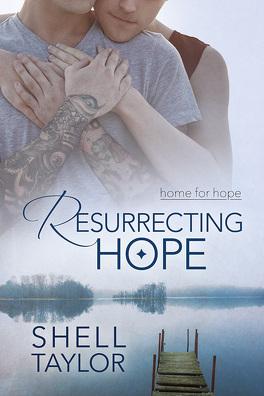 Couverture du livre : Home for Hope, Tome 2 : Resurrecting Hope