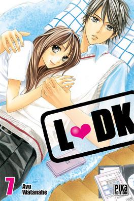 Couverture du livre : L-DK, tome 7