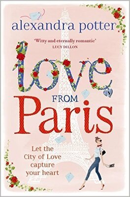 Couverture du livre : Love from Paris