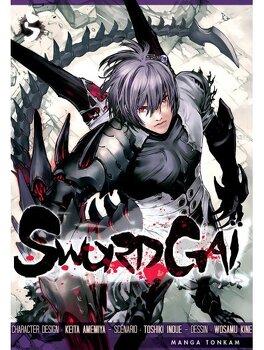 Couverture du livre : Swordgaï, tome 5