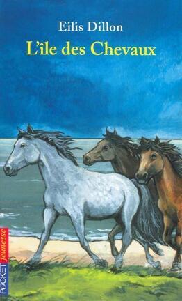 Couverture du livre : L'île des chevaux