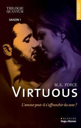 Couverture du livre : Quantum, Tome 1 : Virtuous