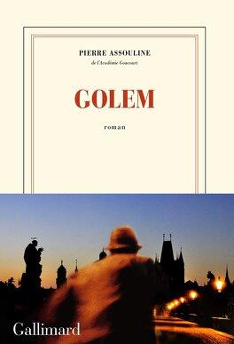 Couverture du livre : Golem