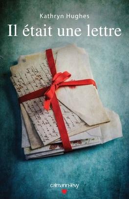 Couverture du livre : Il était une lettre