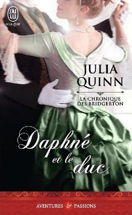 Couverture du livre : La Chronique des Bridgerton, Tome 1 : Daphné et le duc