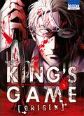 King's Game Origin, tome 5