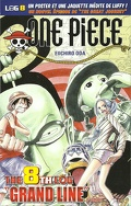One Piece: The Eighth Log