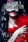 couverture Anita Blake, Tome 15 : Arlequin