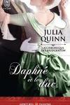 couverture La Chronique des Bridgerton, Tome 1 : Daphné et le duc